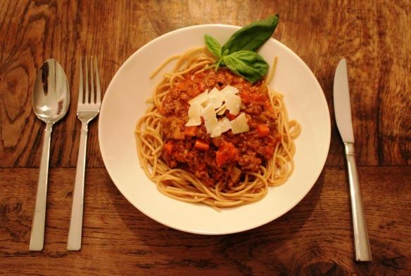 De lekkerste spaghetti