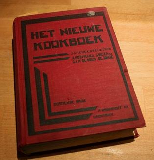 Het nieuw kookboek 1931