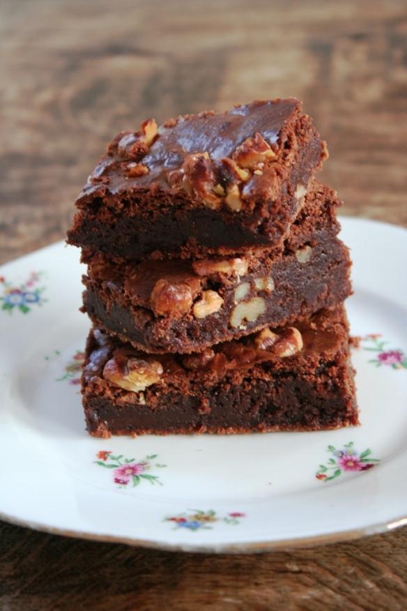 Brownies met walnoten 2