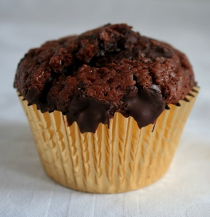 Chocolade muffins 4