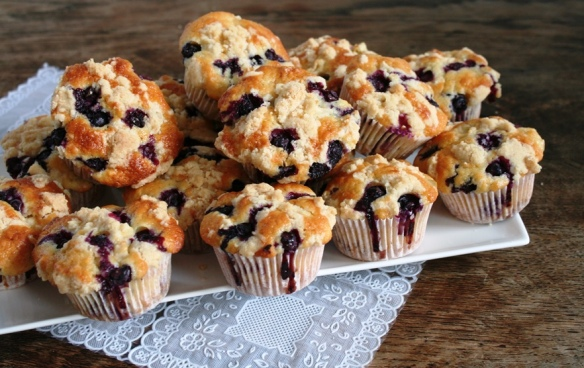 Muffins Ottolenghi