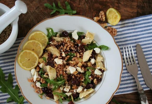 Farro salade (2)
